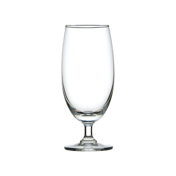 Drinkware Glassware - Class Footed Bear 415ML