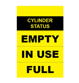 Cylinder Status Tag - STA016