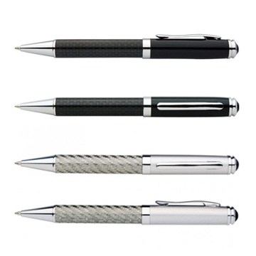 Promotional Metal Pens - P92 Carbon Fibre