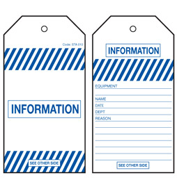 Information Tag - STA010