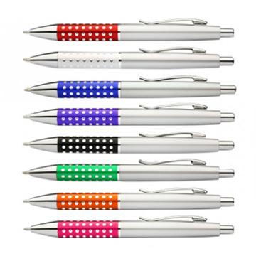 Promotional Plastic Pens - P176 Stars