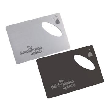 Drinkware Accessories - C2804 Wallet Waiter
