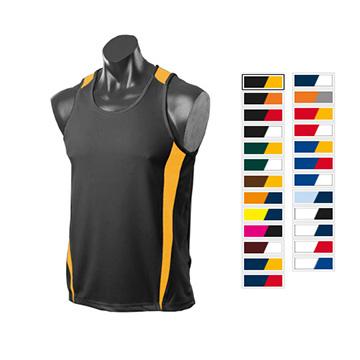 Sport Wear - Eureka Singlet
