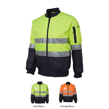Work Wear - Hi Vis Flying Jacket