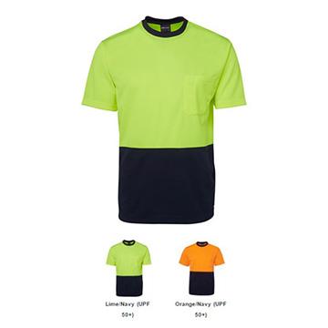 Work Wear - Hi Vis Traditonal T-Shirt