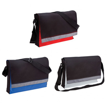 Promotional Bags - 1104 Leading Edge Satchel