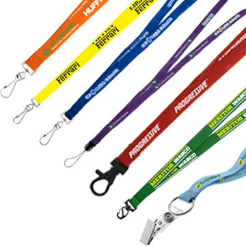 Promotional Exhibition - Lanyards
