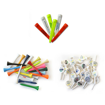 Promotional Sports Products - Golf Tees