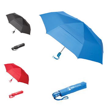 Promotional Umbrellas - U60 Genie Umbrella