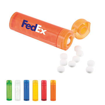 Promotional Lollies - Mint Tubes