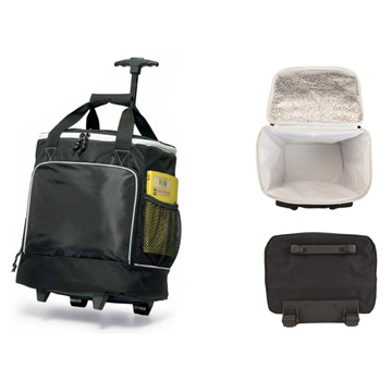 Promotional Cooler Bag - 1189 Bravo Wheeled Cooler