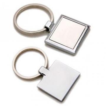 Promotional Keyrings - K2 Basic Metal Keyring