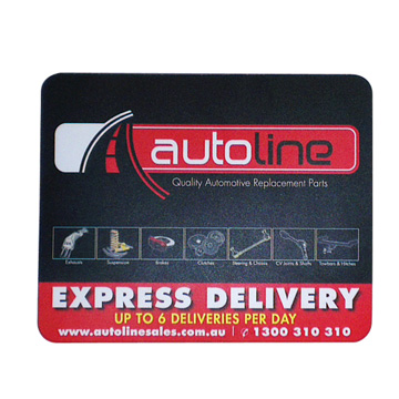 Promotional Mouse Mats - MM03E Econo Mat