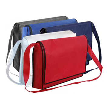 Promotional Non Woven Bag - B03 Flap Satchel
