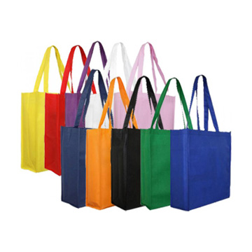 Promotional Non Woven Bag - B08 Large Tote Bag (With gusset)