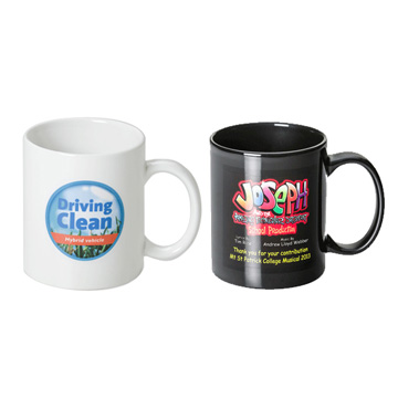 Promotional Drinkware - Sublimation Can Mug