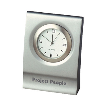 Promotional Clocks - C2203 Monte Carlo Desk Clock