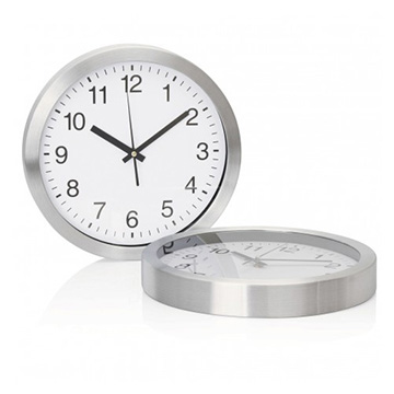 Promotional Clocks - C308 Metal Wall Clock