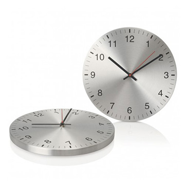Promotional Clocks - C431 Aluminium Wall Clock
