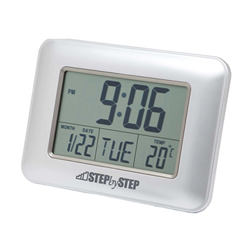 Promotional Clocks - D2203 Mid-Town Multi Function Clock