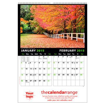 Promotional Large Format Calendars