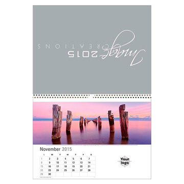 Promotional Limited Edition Calendar