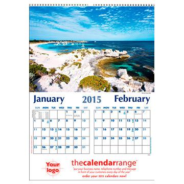 Promotional Standard Calendars