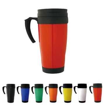 Drinkware Accessories - M11 Plastic Travel Mug