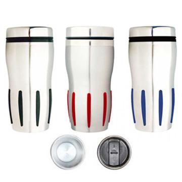 Drinkware Accessories - M13 Stainless Steel Plastic Travel Mug