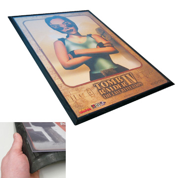 Promotional Exhibition - Floor Poster Display
