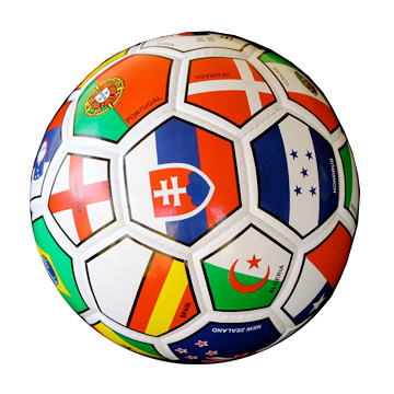 Promotional Sports Products - 32 Panel Soccer Ball