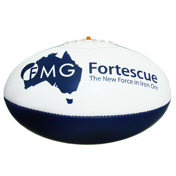 Promotional Sports Products - Match Leather Australian Rules Football