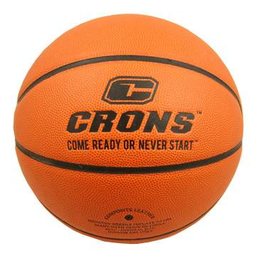 Promotional Sports Products - Nylon Match Quality Basketball