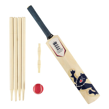 Promotional Sports Products - Wooden Cricket Set