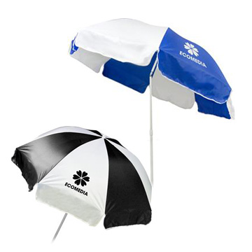 Promotional Umbrellas - U75 Balmoral Beach Umbrella