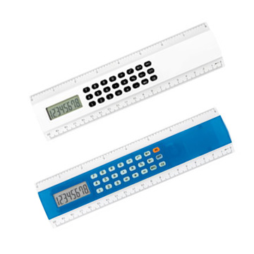 Promotional Desk Accessories - C131 Ruler Calculator