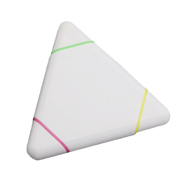 Promotional Desk Accessories - P75 Tri-Highlighter