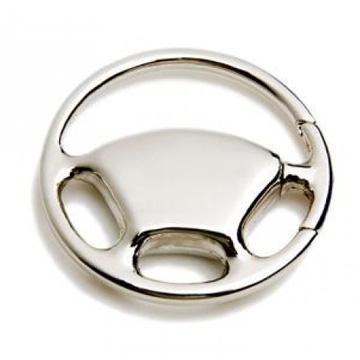 Promotional Keyrings - K8 Steering Wheel Keyring