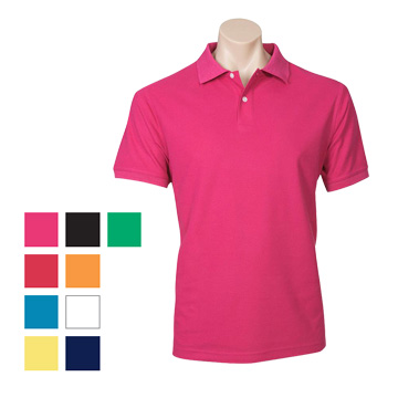 Casual Wear - Neon Slim & Fit Polo
