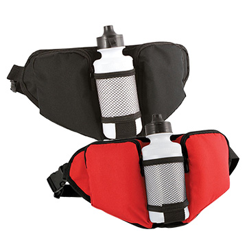 Promotional Bags - B303 Waist Bag Water Bottle Holder