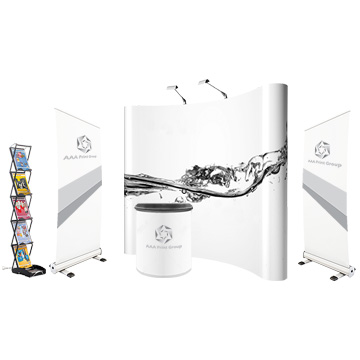Promotional Exhibition - Expo Pack A