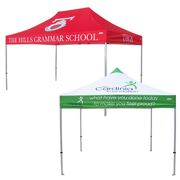 Promotional Exhibition - Marquees
