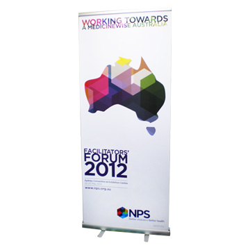 Promotional Exhibition - Premium Pull Up Banner