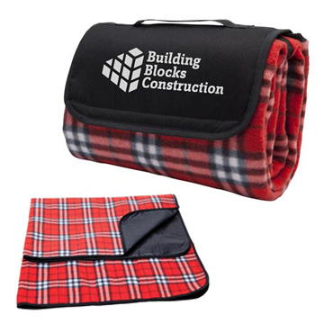 Promotional Picnic Products - B4806 Antigua Picnic Rug