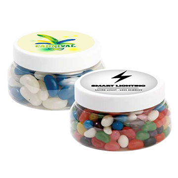 Promotional Lollies - Plastic Jars