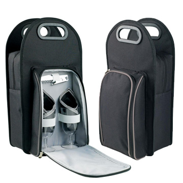 Promotional Cooler Bag - 1030 2 Bottle Wine Cooler