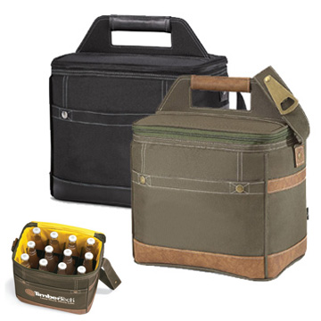 Promotional Cooler Bag - 1244 Bronson Bottle Cooler