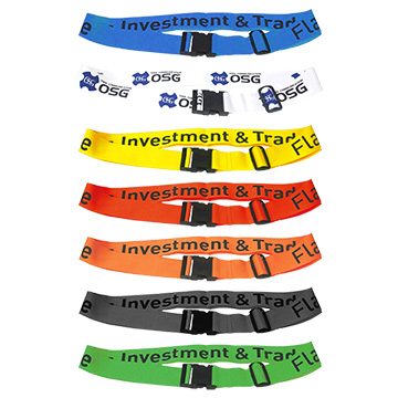 Promotional Auto and Travel - G6015 Destination Luggage Strap