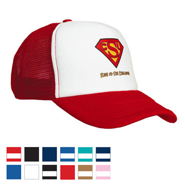 Promotional Headwear - 3803 Trucker Cap