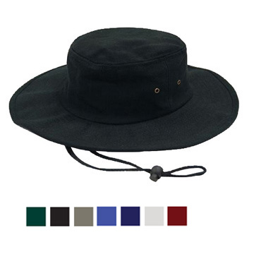 Promotional Headwear - 4247 Wide Brim